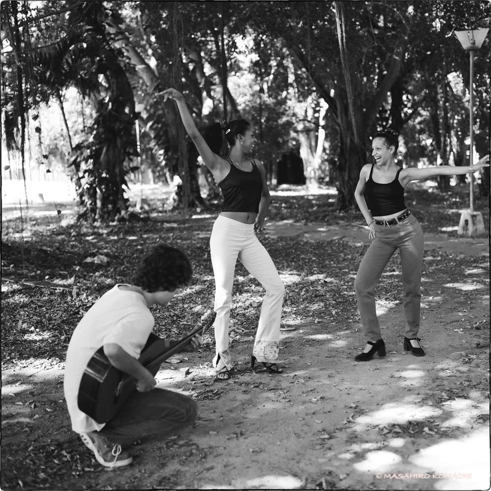 踊るキューバ06「サルサは限りなく前戯に近い」 小町剛廣撮影